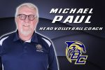 Paul tabbed as new volleyball coach