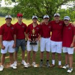 Congratulations Boys Golf Team – 8th place at State Meet