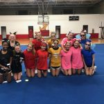 Competition Cheer Team Has A Successful Camp