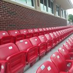 2019 Red Seats