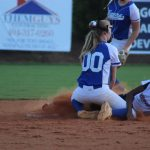 Girls Middle School Softball ties Henderson Middle School 5 – 5
