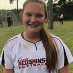 Pitching By Abbey Shuts Out Jasper County Middle School, Social Circle Middle School Lady Redskins Softball Takes The Win