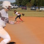 SCMS Lady Redskins win big over Carver