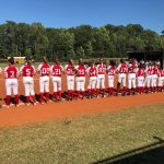 Social Circle Middle School Lady Redskins Softball Takes Victory Over Loganville Middle School Lady Devils, 8-4