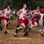Cross Country competes at Greyhound Invitational