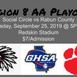 Region Softball Playoffs: Wednesday @ 5pm