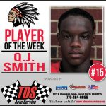 Football Player of the Week – QJ Smith