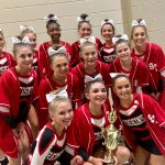 Comp Cheer wins at Buford Invite