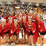 Comp Cheer Advances to State Meet!