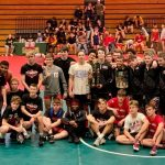 Wrestling Team places 2nd at Grayson Duals