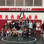 Wrestlers win Redskin Rumble