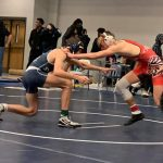 Wrestlers place 2nd at Berkmar Gorilla Warfare