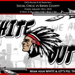 Basketball White Out this Friday!