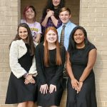 Literary Team Results from Area Meet