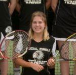 Tennis Senior Spotlight:  Kyia Williams
