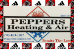 Peppers Heating & Air Supports SCFB