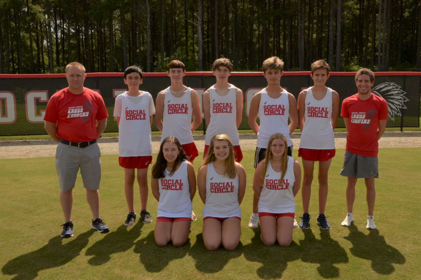 SC Cross Country Results from Greyhound Invitational – Jones County