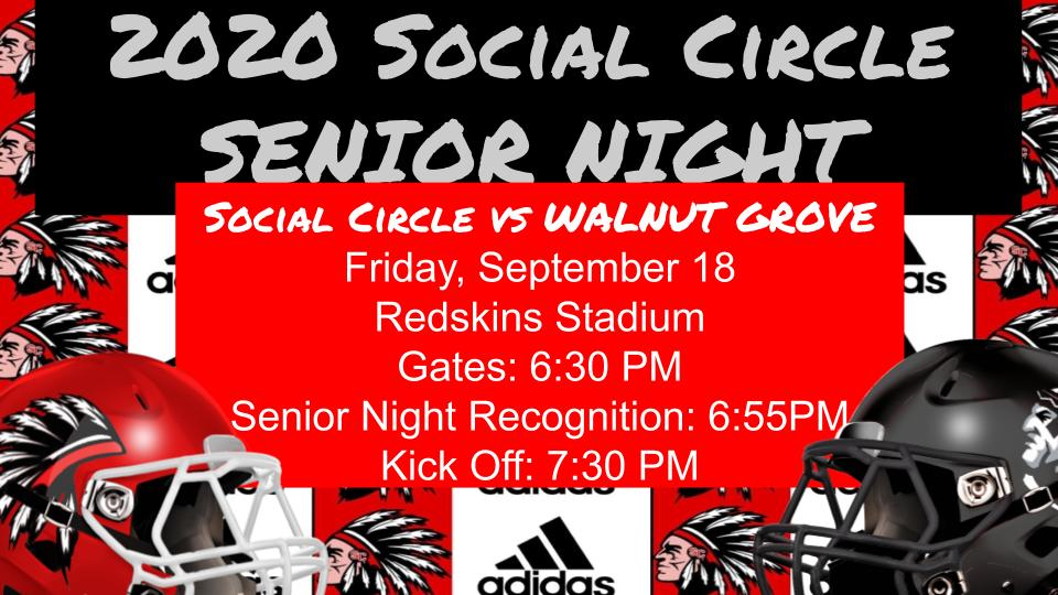 Social Circle vs Walnut Grove