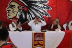 Cameron Bruce signs to play Golf at Loyola University