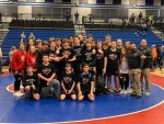 Wrestling Team Places 3rd at State Duals