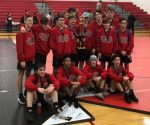 Wrestlers Advance 14 to State Tournament