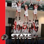 SC Competition Cheer Advances to State Meet