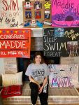 SC Swim State Results / Maddie Hope Sets School Records