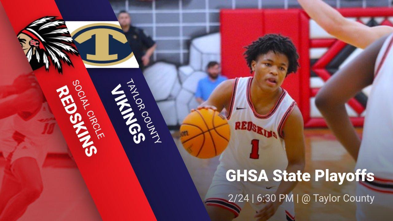 Boys Basketball @ GHSA State Playoffs