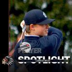 Player Spotlight: CAMERON BRUCE, Golf