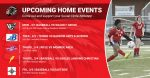 Upcoming Home Events