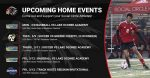 This Week's Home Events