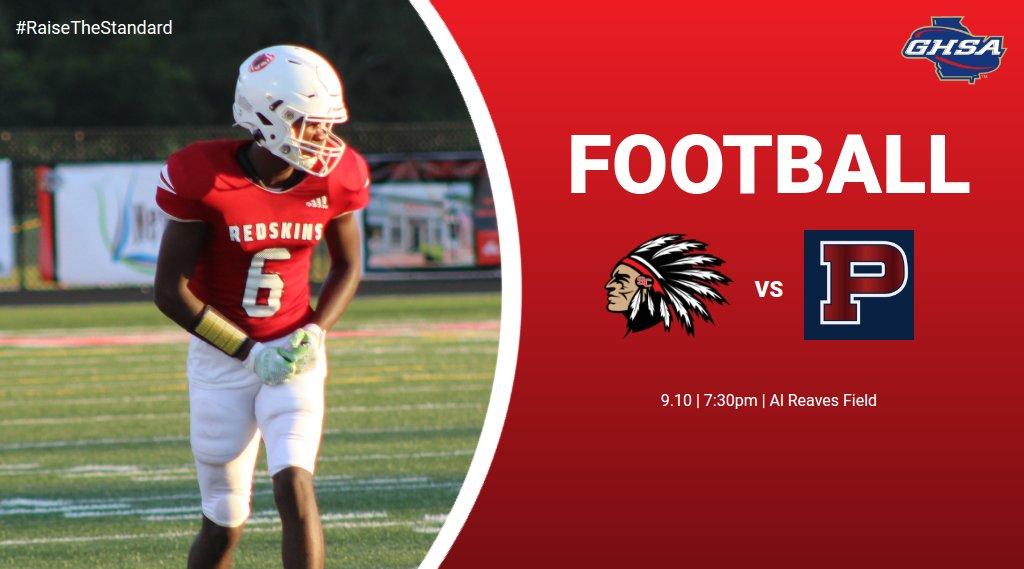 Football @ Putnam County