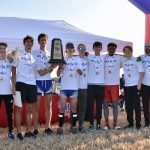 May River High School Boys' Cross Country Team finishes 1st at the SCHSL Championship