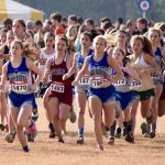 Girls Varsity Cross Country finishes 6th place at SCHSL State Championship