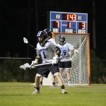 First Hometown Showdown of the Spring goes to Sharks, Lacrosse Beats Bluffton 7-4