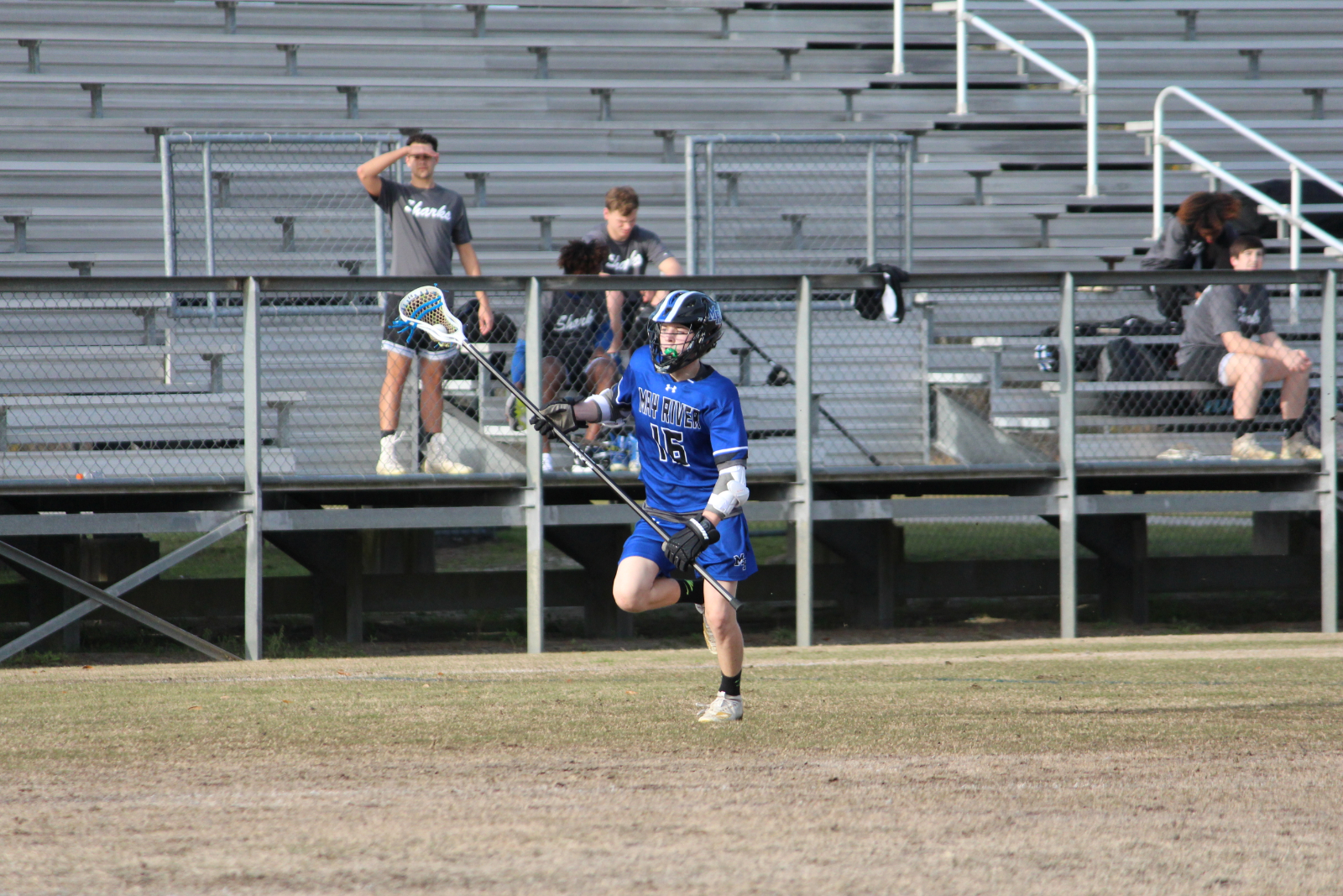 2020 JV Boys Lacrosse vs Effingham County