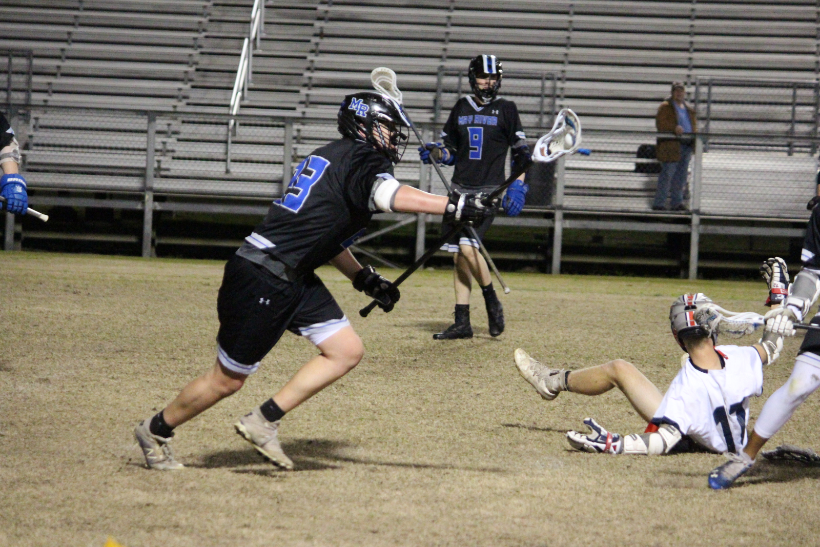 2020 Boys Lacrosse vs Effingham County