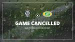 Boys Soccer game vs Summerville Canceled