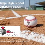 Mountain Ridge Boys Baseball Camp/Clinic