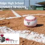 Mountain Ridge Baseball Summer Tryouts are THIS FRIDAY, June 7, 2019