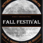 Fall Festival (Orchestra Fundraiser)