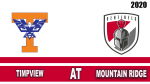 Live Stream Girls Soccer: Mountain Ridge vs. Timpview (9/22/2020, 7:00 pm)