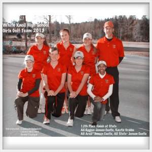 2013 Lower State Golf