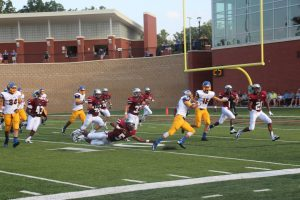 Football vs Fort Mill