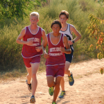 Cross Country Holds Preseason Time Trial