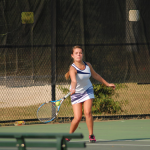 Girls Tennis Defeat the Bearcats
