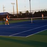 Tennis Improves to 2-1 in Region Play