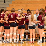 Volleyball Defeats South Aiken