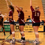 Volleyball Sweeps Irmo