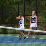 Tennis Knocks off North Augusta